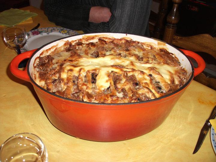 Recette tartiflette normande 750g for Specialite normande cuisine