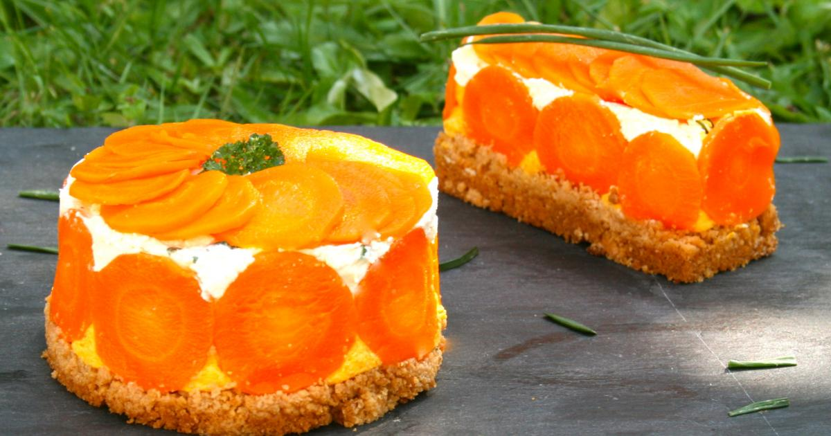 recette cheesecake sal aux carottes 750g. Black Bedroom Furniture Sets. Home Design Ideas