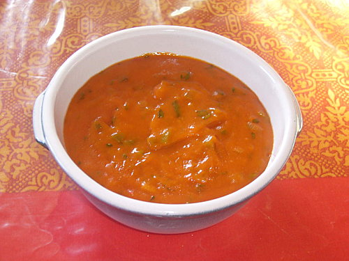 Recette sauce piquante 750g - Cuisiner langue de boeuf sauce piquante ...