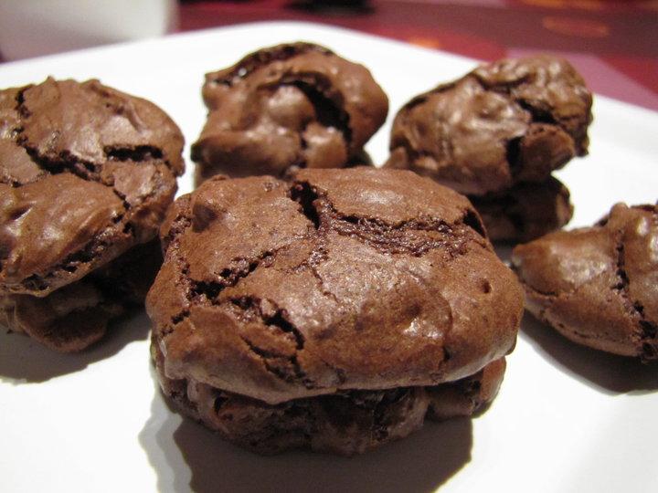 Recette Biscuits Soufflés Au Chocolat 750g