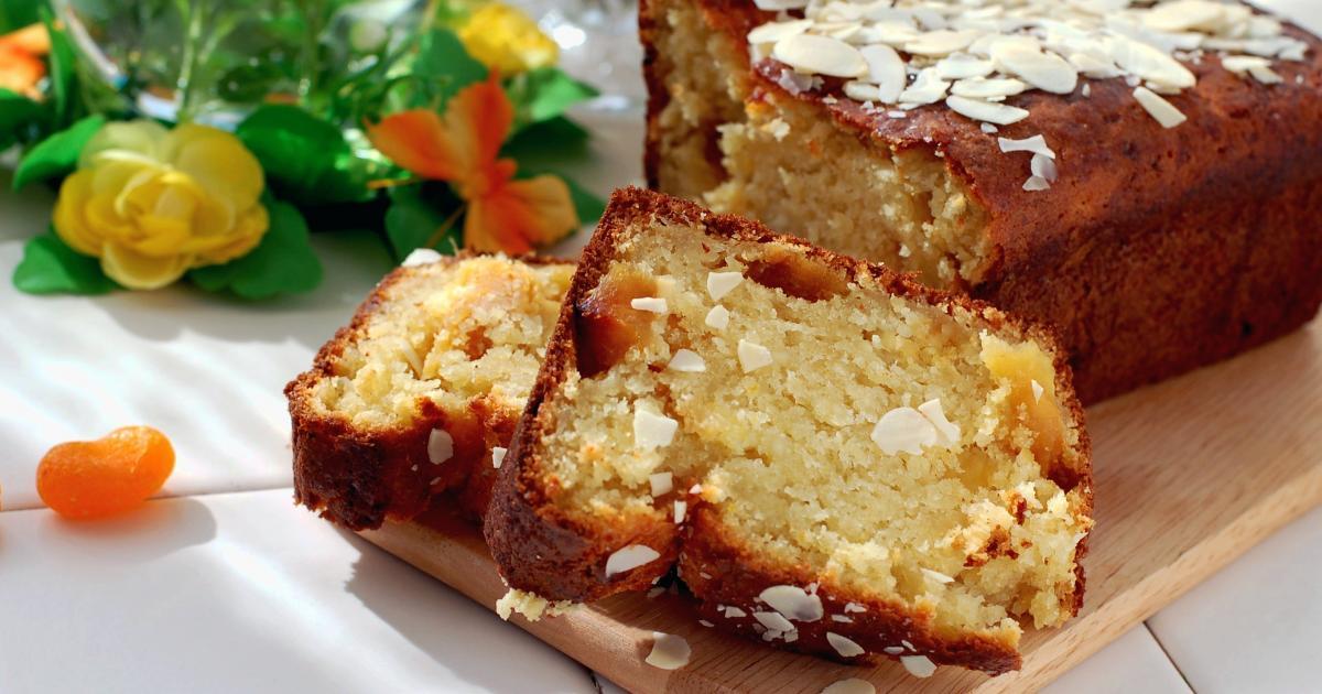 Cake Roquefort Poire Thermomix