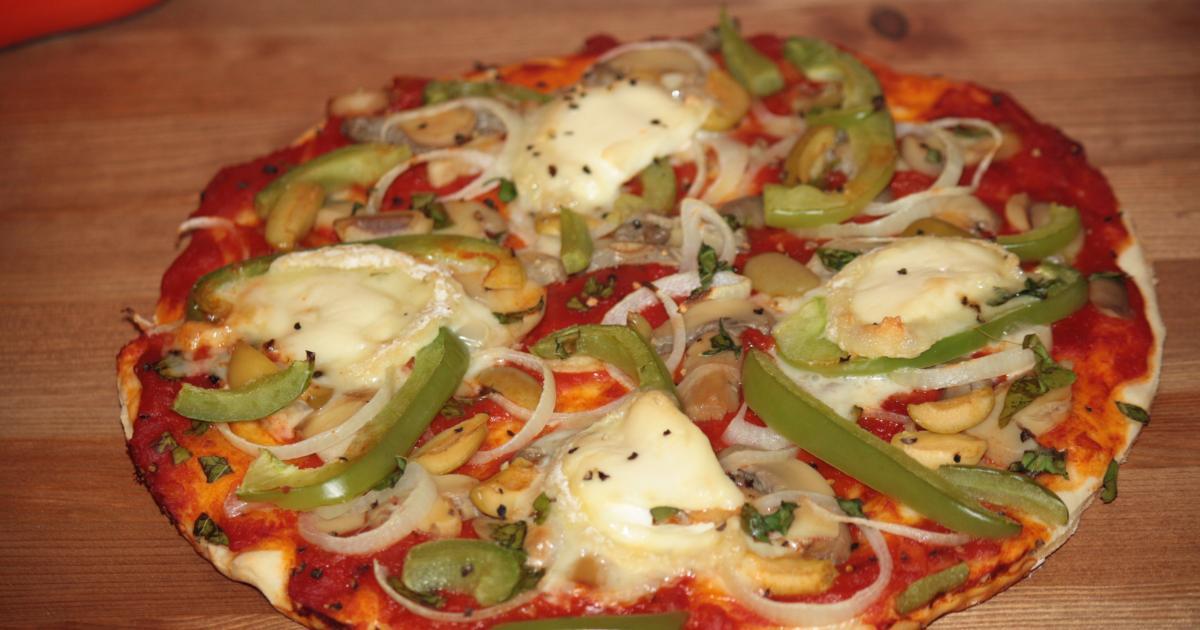 Recette Comment Faire Une Pate A Pizza