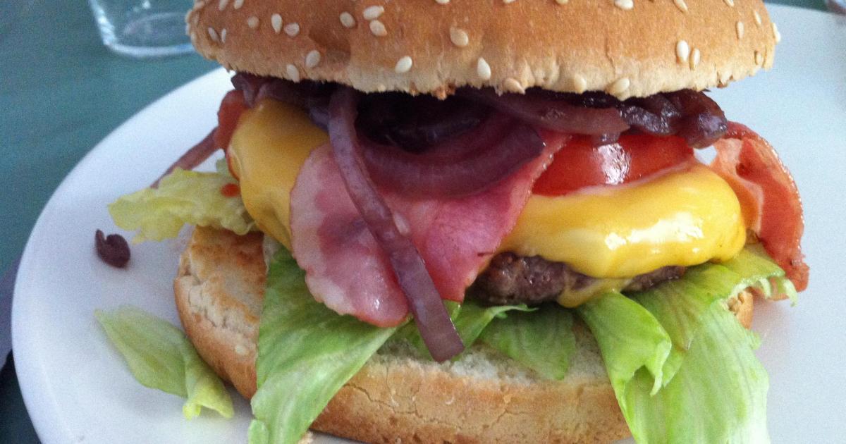 recette hamburger facile 750g. Black Bedroom Furniture Sets. Home Design Ideas