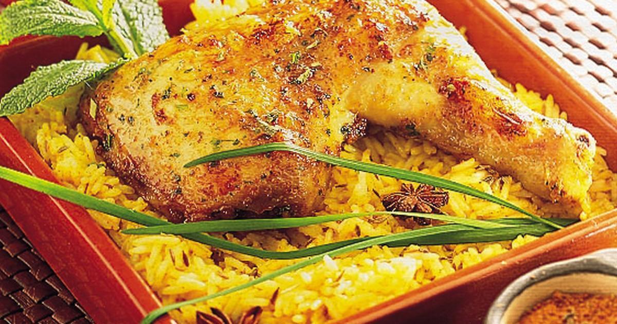 Recette cuisse de poulet l 39 indienne 750g - Comment cuisiner des cuisses de poulet ...