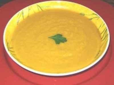 Recette - Soupe pour maigrir | 750g