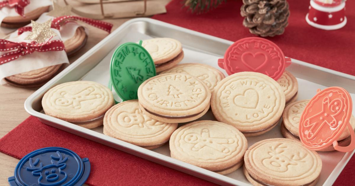 recette biscuits de no l fourr s au nutella 750g. Black Bedroom Furniture Sets. Home Design Ideas