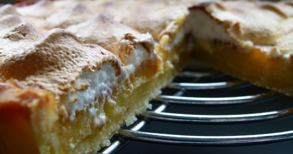 Recette la vraie tarte citron meringu e facile 750g - Recette tarte citron meringuee facile ...
