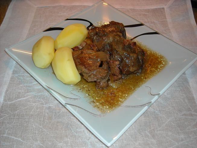 Recettes du porc la bi re les recettes les mieux not es - Cuisiner de la joue de porc ...