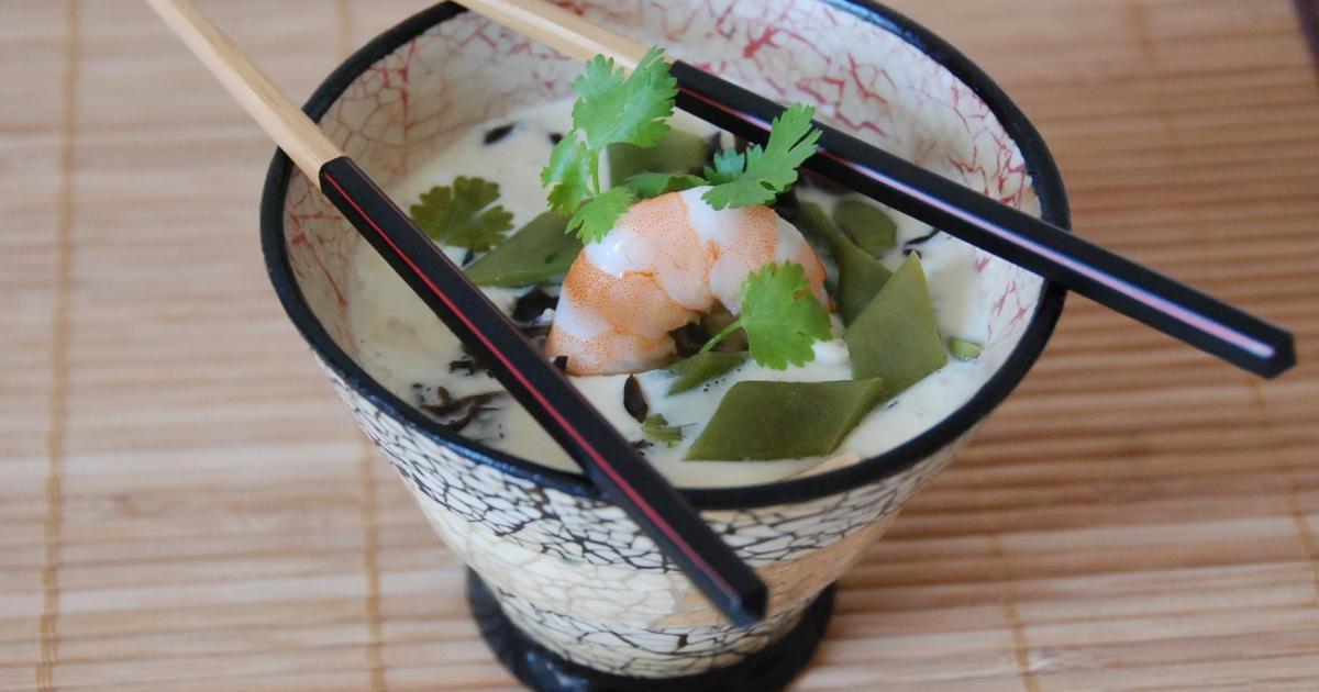 Recette flan japonais chawanmuchi avec les bouillons ariak 750g - Apprendre a cuisiner japonais ...