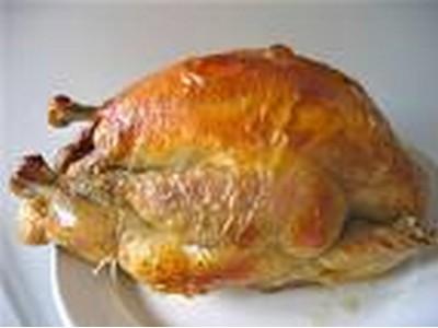 Recette poulet r ti la moutarde 750g - Dessin de poulet roti ...