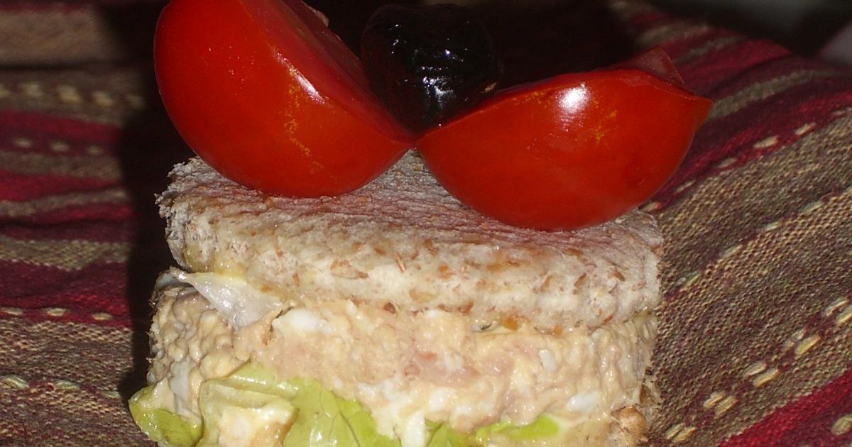 Recettes de sandwich au pain de mie les recettes les mieux not es - Recette sandwich pain de mie ...