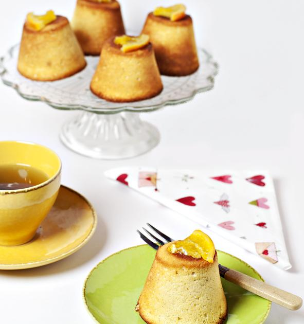Recette g teau de th vanille citron sans beurre ni farine 750g - Gateau sans sucre ni beurre ...