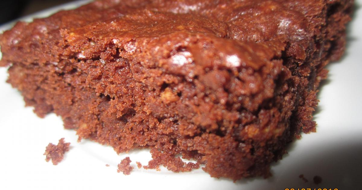 recette brownies chocolat cr pes dentelles 750g. Black Bedroom Furniture Sets. Home Design Ideas