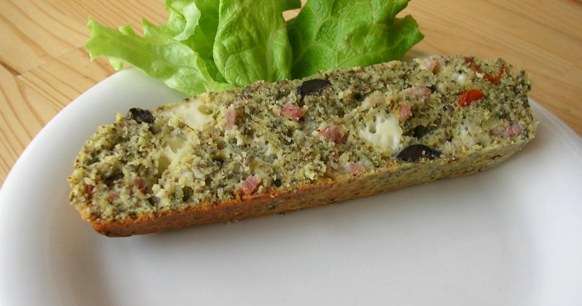 Recette Vegetarienne Cake Farine De Lentilles