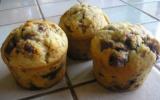 Muffins Trois Chocolat