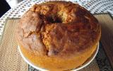 Gâteau éponge à la goyave