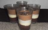 Verrines Trois Chocolats
