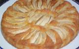 Le gâteau aux pommes maison