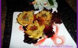 Petites fleurs de pommes de terre