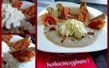 Soupe veloutée de champignons à la Corse