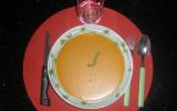 Crème de lentilles corail thermomix