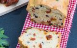 Cake au chorizo et olives à l'Etorki