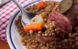 5 plats complets à préparer avec des légumes secs