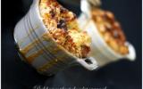 Pudding coulant à la cocotte
