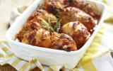 Manchons de poulet panés