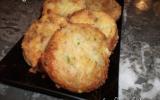 Mâakouda ou beignets de pommes de terre