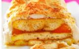 """Omelette soufflée """"en surprise"""""""