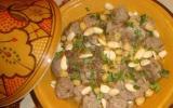 Metouem (boulettes de viande à l'ail)