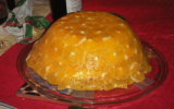 Bombe de Noël à l'orange