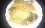 Le vrai couscous marocain
