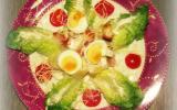 Salade vosgienne traditionnelle