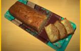 Cake aux poires et crème de marrons
