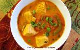 Cuisine du Brésil: la moqueca