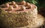Gâteau aux noix praliné