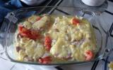 Escalope de dinde et ses tomates