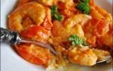 Riz aux crevettes et curry facile