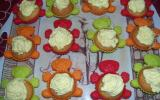 Cupcake au lemon curd