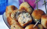 Croquettes de mini bâtonnets Petits Coraya sauce samouraï