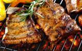 Barbecues Ribs ou Travers de porc marinés