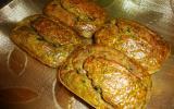 Cake épinards thon