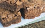 Brownies moelleux aux pépites de chocolat