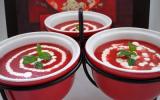 Soupe aux betteraves