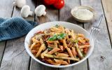 One pot pasta aux penne 3 minuti