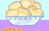 Boules de fromage