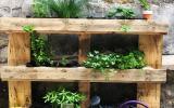 Tuto : Comment fabriquer des balconnières avec une palette de récup'