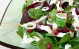 Salade de betterave Mozzarella